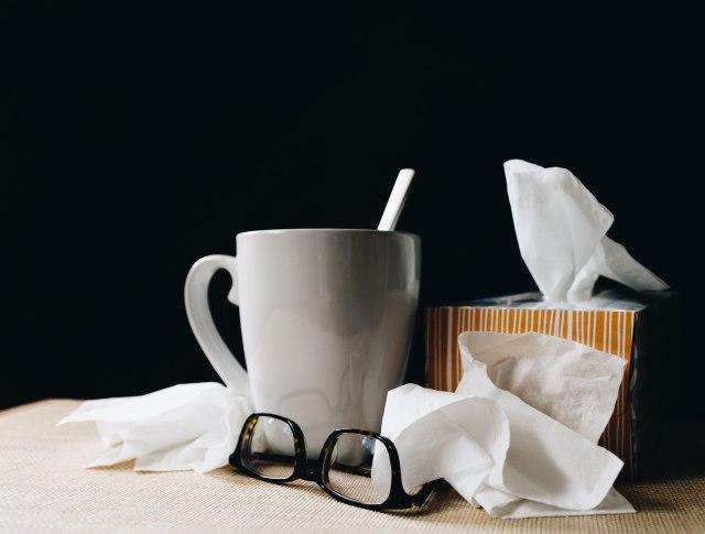 Grippe kann einen Herzinfarkt begünstigen
